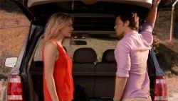 Dexter sure flirts funny.