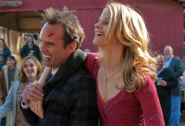 Somehow Boyd and Ava became the most natural and healthy relationship on the show.  That may just be Walton Goggins' best trick yet.